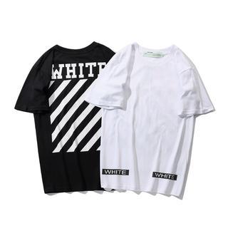OFF-WHITE - 【送料無料】OFF WHITE726#オフホワイト半袖Tシャツ