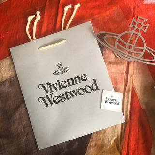 ヴィヴィアンウエストウッド(Vivienne Westwood)の新品 Vivienne Westwood 紙袋 シール ギフト(ショップ袋)