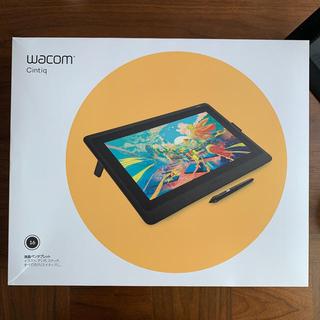 ワコム(Wacom)のwacom Cintiq16 DTK-1660/K0-DK(PC周辺機器)