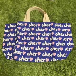 シェル(Cher)のcher エコバック(エコバッグ)