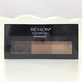 レブロン(REVLON)の☆【REVLON】02 カラーステイ ブロウメーカー(パウダーアイブロウ)