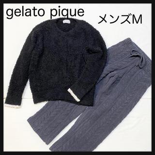 ジェラートピケ(gelato pique)のGELATO PIQUE & Joel Robuchon 上下セット (その他)