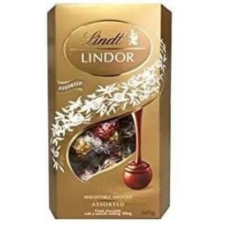リンツ(Lindt)のリンツ リンドール トリュフチョコレート 600グラム  4種類アソート(菓子/デザート)