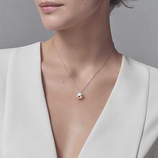 Tiffany & Co. - ティファニー ハードウェア ボール ネックレス