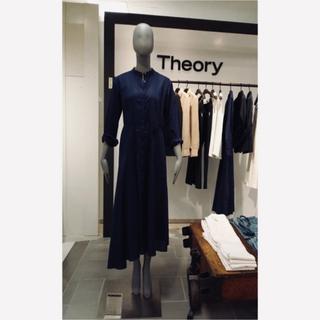 セオリー(theory)のTheory 20ss ロングワンピース(ロングワンピース/マキシワンピース)