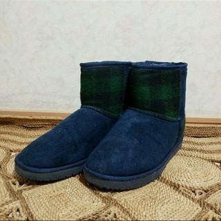 ウールリッチ(WOOLRICH)のムートンブーツ(ブーツ)