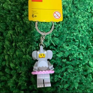 レゴ(Lego)のレゴ キーチェーン キーリング ぞう(キーホルダー)