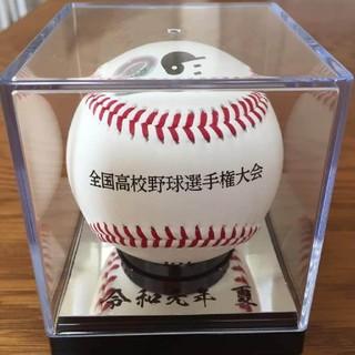 ミズノ(MIZUNO)の第101回全国高校野球選手権大会公式球(記念品/関連グッズ)