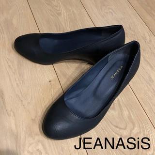 ジーナシス(JEANASIS)のJEANASiS  ウエッジソールパンプス(ハイヒール/パンプス)