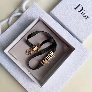 Dior - 定番 ディオール クリスチャンディオール  ネックレス チョーカー