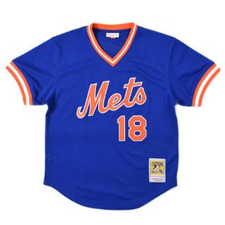 MITCHELL & NESS - MITCHELL & NESS ベースボールシャツ