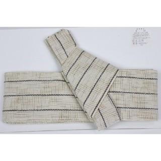 綿麻ワンタッチ角帯 TK―22 着付けカンタン 新品(浴衣帯)