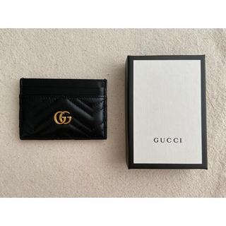 Gucci - Gucci グッチ GGマーモント カードケース カード入れ 名刺入れ