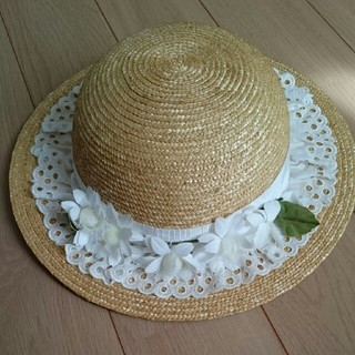 Shirley Temple - シャーリーテンプル麦わら帽子