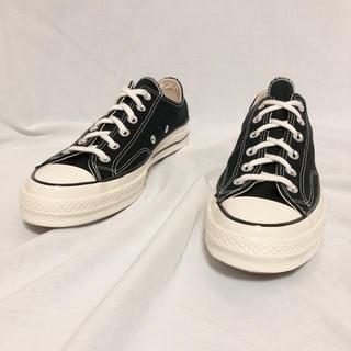 CONVERSE - チャックテイラー converse 26.5cm 新品 ブラック