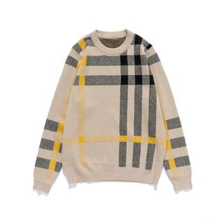 BURBERRY - BURBERRY 1702 セーター/長袖 男女兼用 2枚12000円