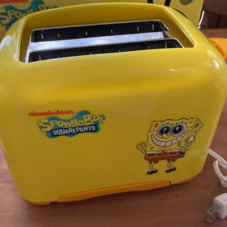 最終価格!! スポンジボブ トースター