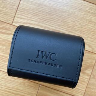 IWC ボックス トラベルケース
