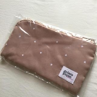 gelato pique - sweet10月号付録 ジェラートピケのポーチ
