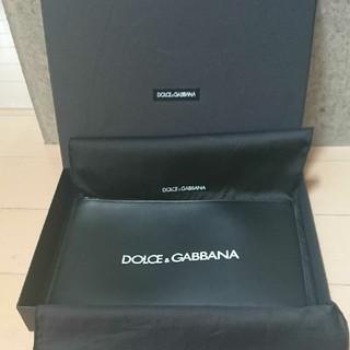 ドルチェアンドガッバーナ(DOLCE&GABBANA)の新品未使用☆ドルガバクラッチバック(セカンドバッグ/クラッチバッグ)