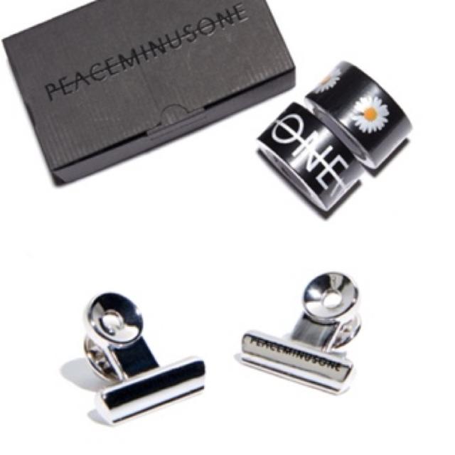 PEACEMINUSONE(ピースマイナスワン)のpeaceminusone テープとピンセット メンズのファッション小物(その他)の商品写真