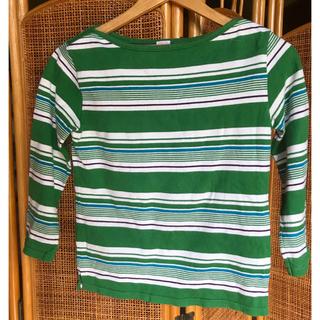 ローリーズファーム(LOWRYS FARM)のLOWRYSFARM ローリーズファーム ボーダーTシャツ (カットソー(長袖/七分))
