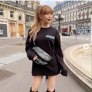 ジェイダ(GYDA)のMIRROR9 longsleeve Tshirt(Tシャツ(長袖/七分))