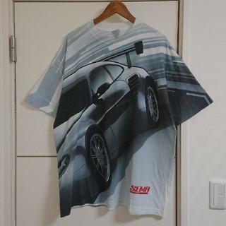 SEMA SHOW 両面デカプリント Tシャツ 古着 自動車 ビッグシルエット