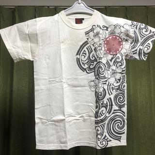 カラクリタマシイ(絡繰魂)の泥棒日記 中 Tシャツ ホワイト(Tシャツ/カットソー(半袖/袖なし))