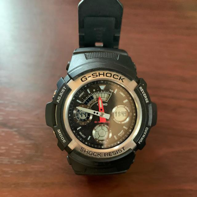 G-SHOCK(ジーショック)のG-SHOCK 腕時計 AW-590 メンズの時計(腕時計(デジタル))の商品写真