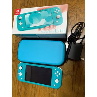 Nintendo Switch - Nintendo switch lite 美品