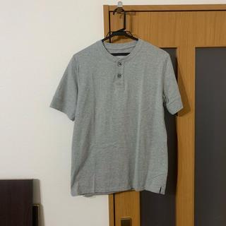 ナノユニバース(nano・universe)のナノユニバース ヘンリーネック anti soaked(Tシャツ/カットソー(半袖/袖なし))