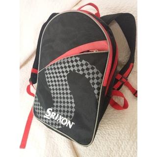 Srixon - リュックサック スリクソン テニス 黒 赤
