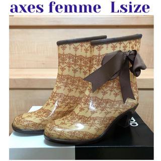 アクシーズファム(axes femme)のaxes femme✨クラシカルレインブーツ (レインブーツ/長靴)