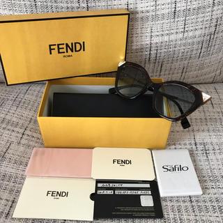 フェンディ(FENDI)のFENDI フェンディ サングラス レディース(サングラス/メガネ)