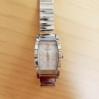セイコー(SEIKO)のSEIKO ルキア ダイヤモンド ソーラー腕時計(腕時計)