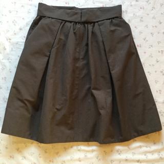 ノーブル(Noble)のNoble ギャザースカート 38(ミニスカート)