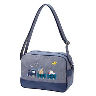 ファミリア(familiar)のファミリア の幼稚園バッグ新品ギフト包装値下げ(通園バッグ)