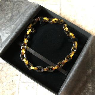 ミツコシ(三越)の三越購入デザインネックレス(ネックレス)