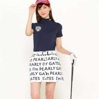 パーリーゲイツ(PEARLY GATES)のパーリーゲイツ ロゴ スカート(ウエア)