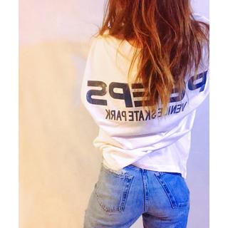 GYDA - WEB限定【GYDA】PEEPS BIG Tシャツ