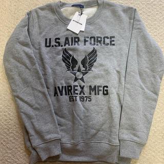 アヴィレックス(AVIREX)のAVIREX スエット 新品未使用(トレーナー/スウェット)