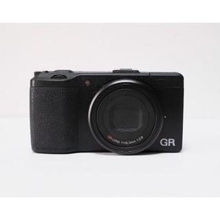 リコー(RICOH)のRICOH リコー GR APS-C(コンパクトデジタルカメラ)