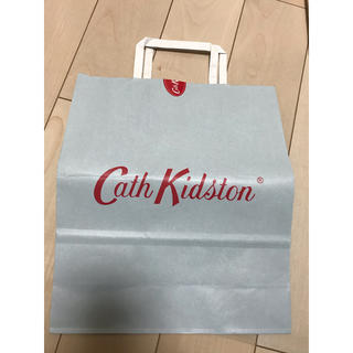 キャスキッドソン(Cath Kidston)のキャスキッドソン ショップバック(エコバッグ)