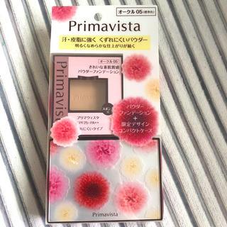 Primavista - プリマヴィスタ きれいな素肌質感 パウダーファンデーション オークル05 ケース