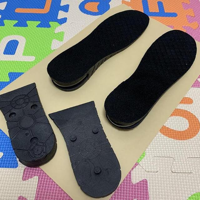 シークレットインソール 中敷き エアインソール メンズ エアキャップ 衝撃 吸収 メンズの靴/シューズ(その他)の商品写真
