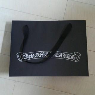 クロムハーツ(Chrome Hearts)の 中  ショッピング袋(ショップ袋)