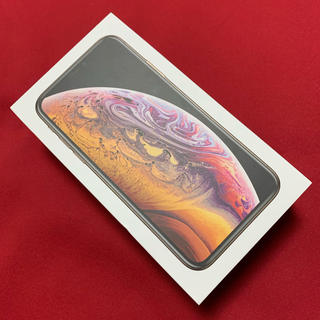 Apple - 【新品未使用】iPhone XS 256GB