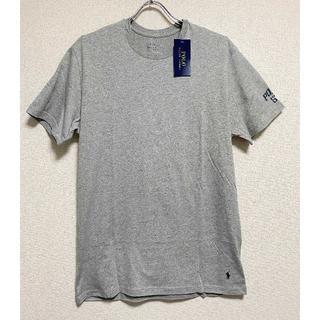 POLO RALPH LAUREN - 新品 L ★ ポロラルフローレン メンズ 半袖 Tシャツ グレー US-M