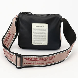 シアタープロダクツ(THEATRE PRODUCTS)のシアタープロダクツ 別注エコレザーショルダーバッグ(ショルダーバッグ)